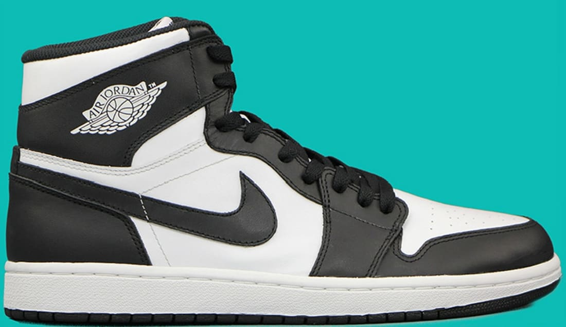 Air Jordan 1 Retro High OG Black/White-Black