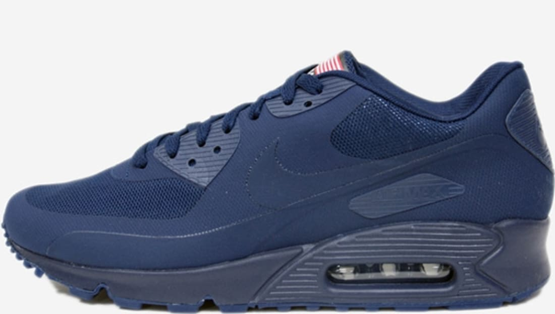 Nike Air Max  90 Hyperfuse QS USA Navy  210dd0e52374