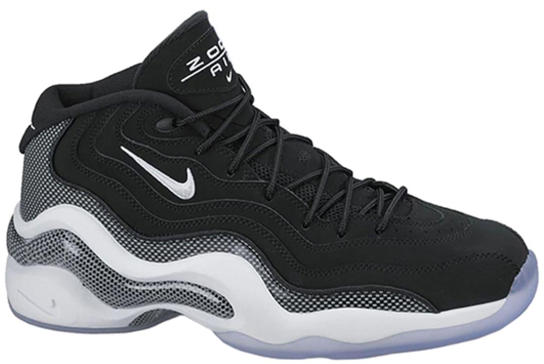 Nike Air Zoom Flight '96 Black/White