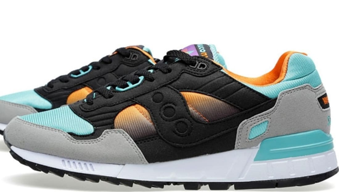 West NYC x Saucony Shadow 5000 Tequila Sunrise  8a3757ca22a2