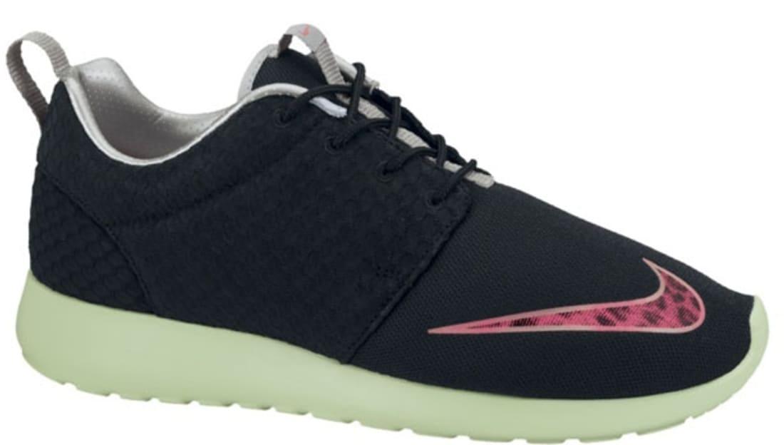 1a1e7bd2f552 Nike Roshe Run FB Black Pink Flash-Fresh Mint