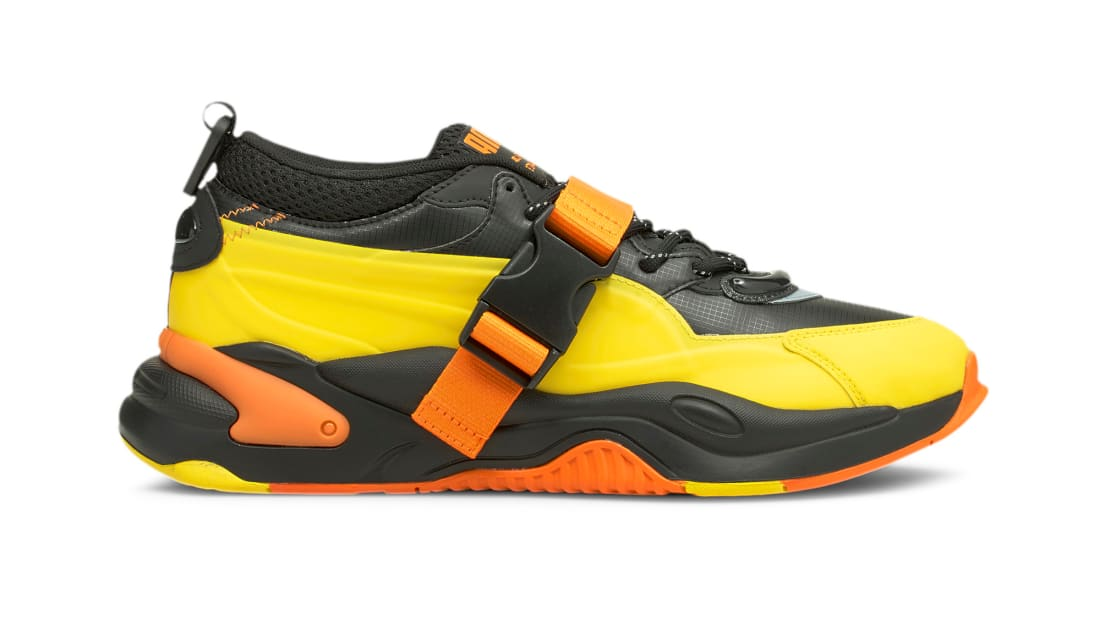 Central Saint Martins x Puma RS-2K Super Lemon-Puma Black