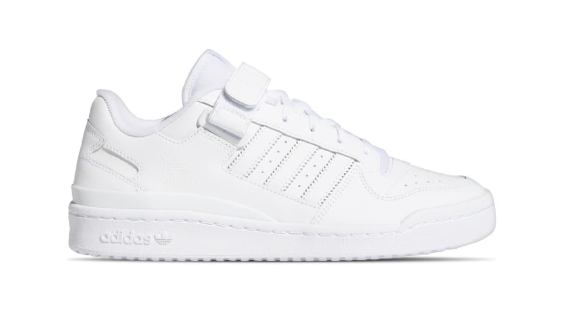 Adidas Forum Low White/White