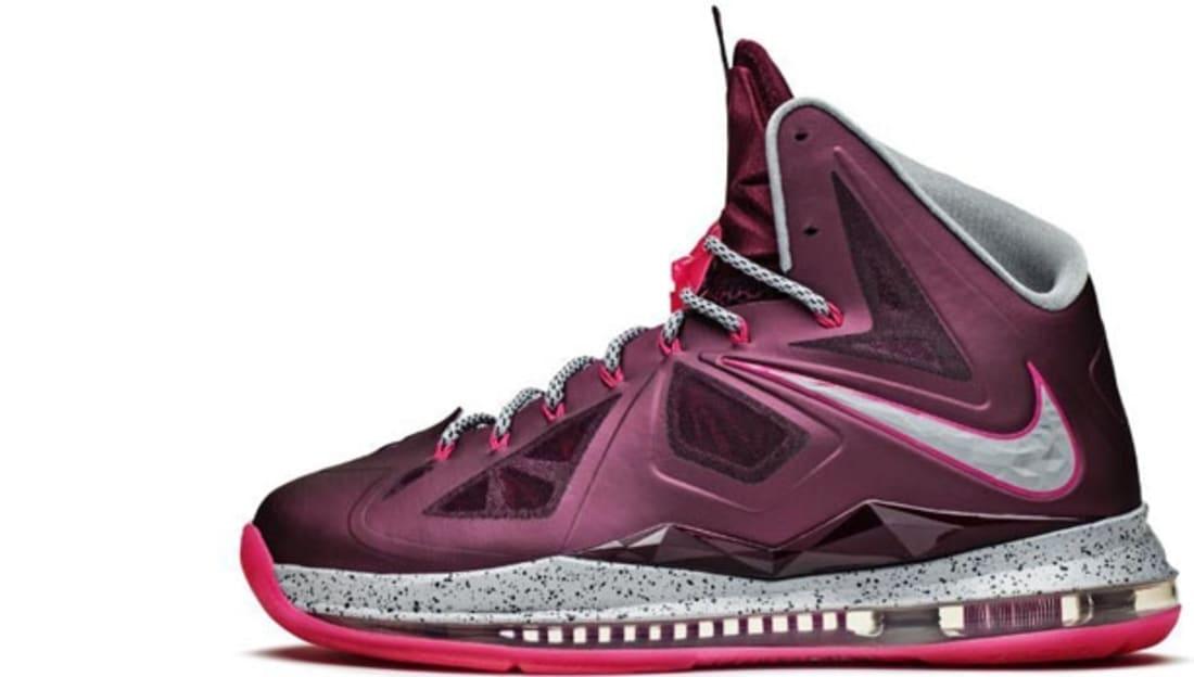 Nike LeBron X+ Sport Pack Crown Jewel