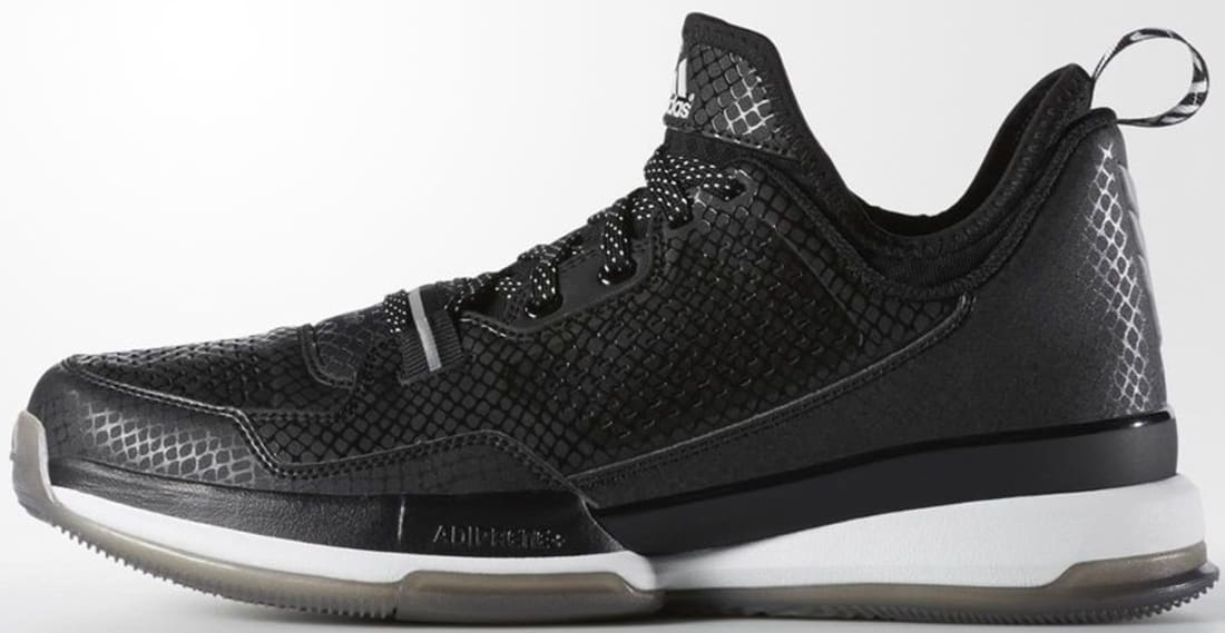 adidas D Lillard 1 Core Black/Running White