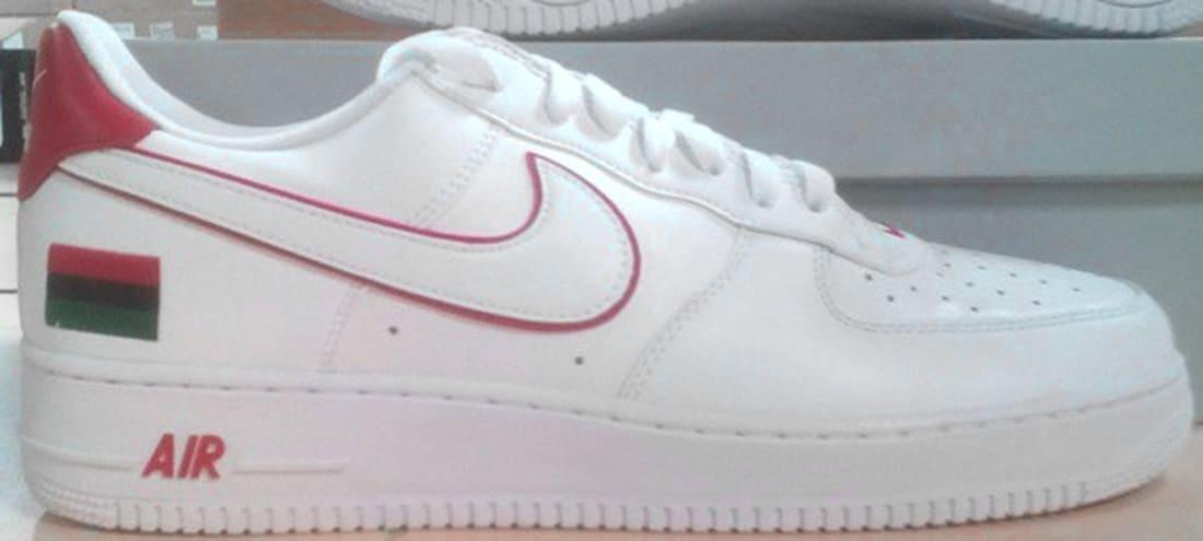 252166fdf6e1 Nike · Nike Air Force 1 · Nike Air Force 1 Low. Nike Air Force 1 Low BHM  White White-University Red