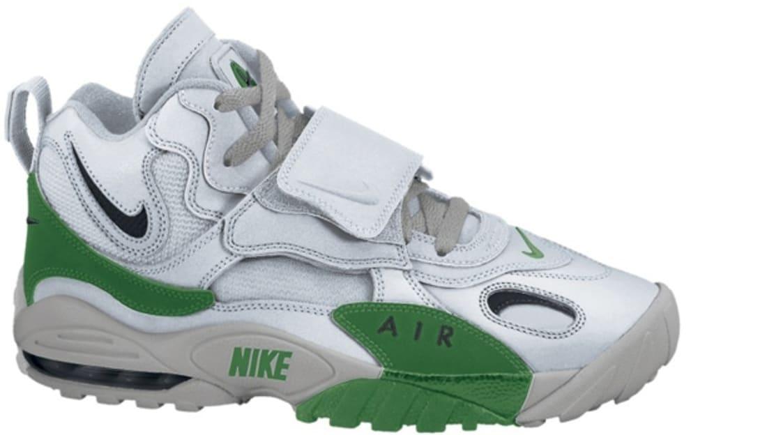 check out ee6e4 c340d Nike Air Max Speed Turf Metallic Silver Black-Pine Green-Metallic Silver