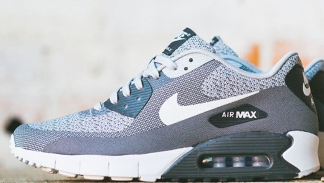 separation shoes 9fd4c d7ff2 Nike Air Max  90 JCRD Wolf Grey White-Pure Platinum-Anthracite