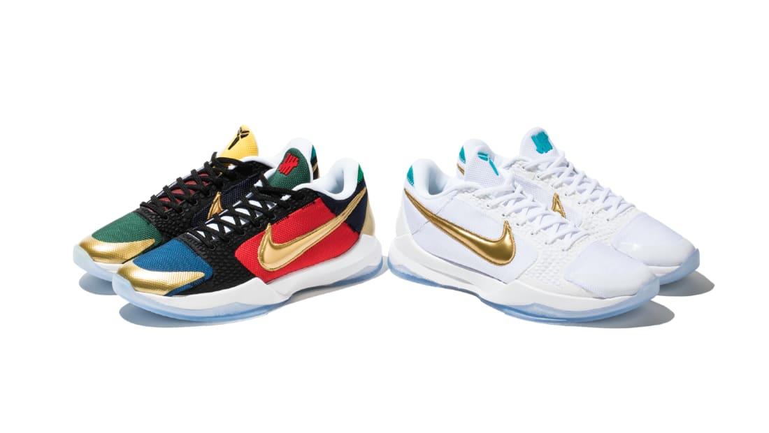Undefeated x Nike Kobe 5 Protro \