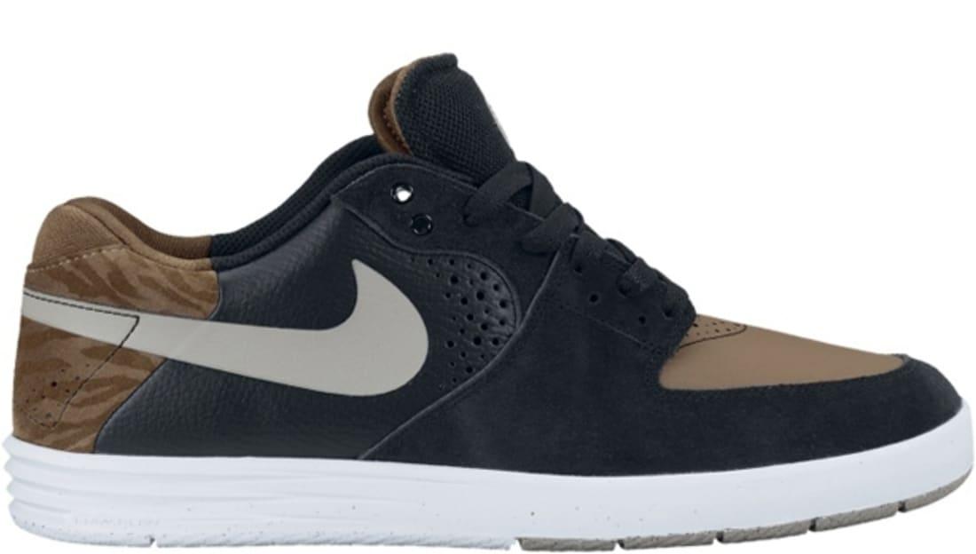 Nike Paul Rodriguez 7 SB Black/Medium Grey-Military Brown