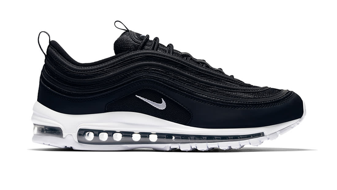 nike air max 97 black red white jordans