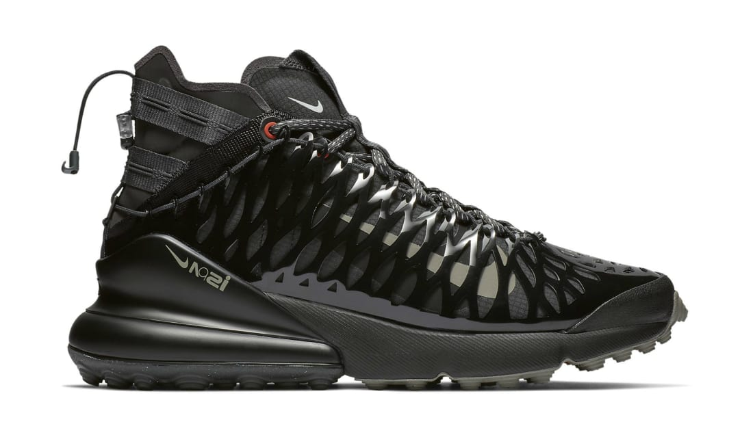 Nike Air Max 270 ISPA Black/Anthracite