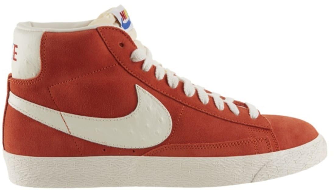 Nike Blazer Mid Premium VNTG QS Team Orange/Sail