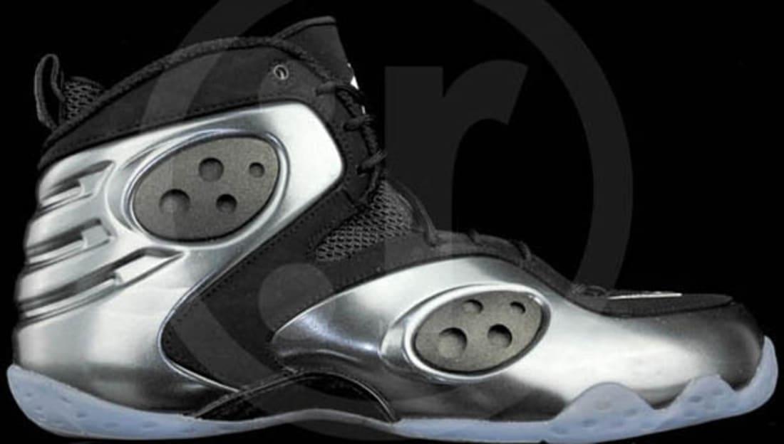 Nike Zoom Rookie Black