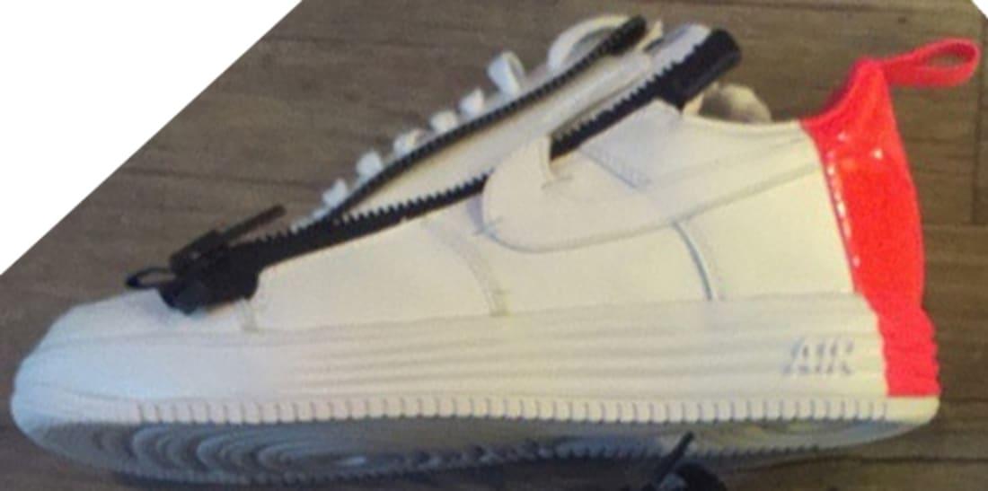 Nike Lunar Force 1 SP White/White