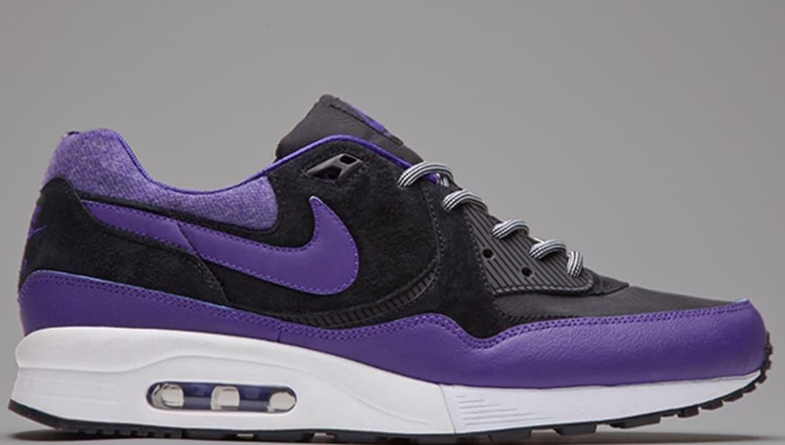 Nike Air Max Light Black/Varsity Purple