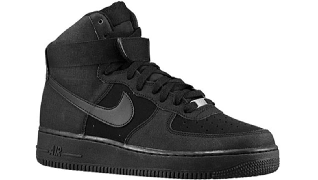 Nike Air Force 1 High Black/Black