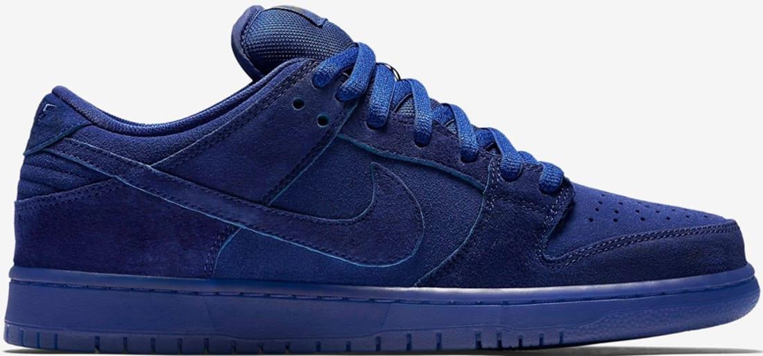 Nike Dunk Low Premium SB Deep Royal Blue