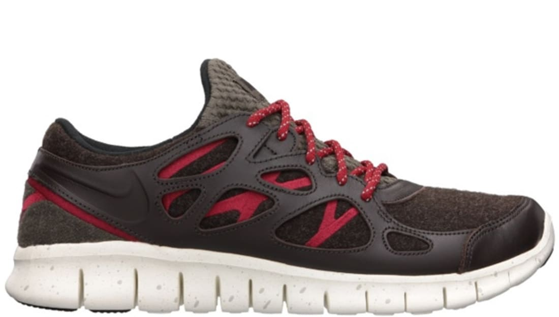 Nike Free Run+ 2 NRG Velvet BrownBlack | Nike | Sole Collector