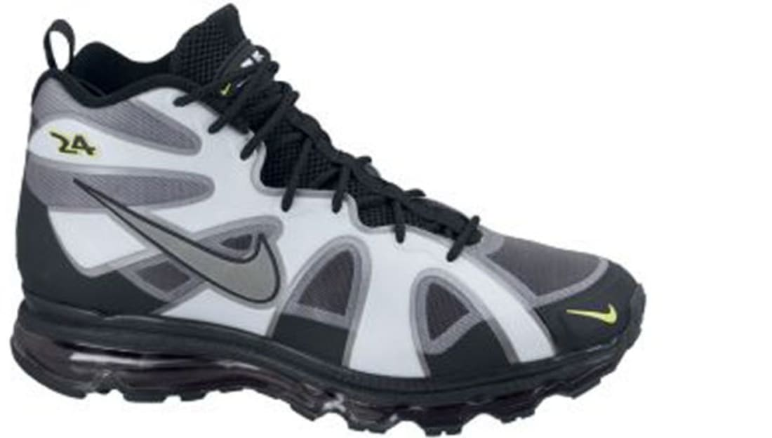 Nike Air Max Griffey Fury Black White-Action Green  280afef60