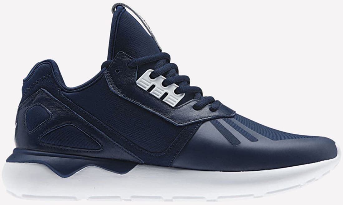 adidas Tubular Collegiate Navy/White