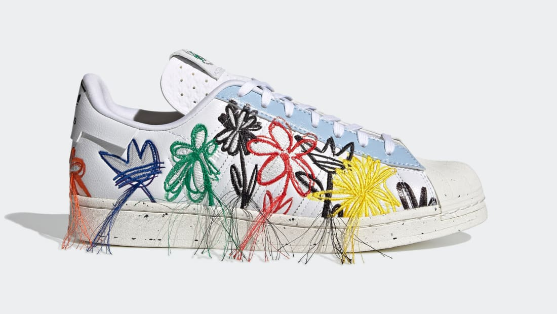 Sean Wotherspoon x Adidas SuperEarth Superstar Cloud White/Cloud White/Off White