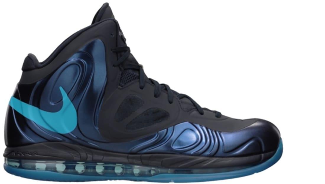6c2afa7bd2e1 Nike Air Max Hyperposite Dark Obsidian Dynamic Blue