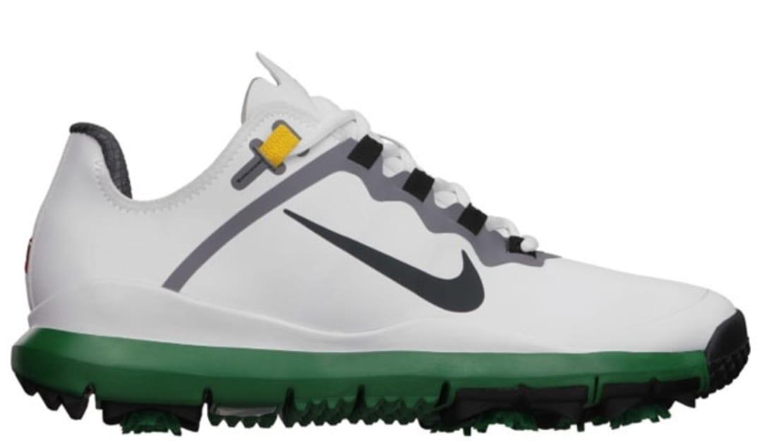 Nike TW '13 White/Anthracite-Pine Green-Cool Grey