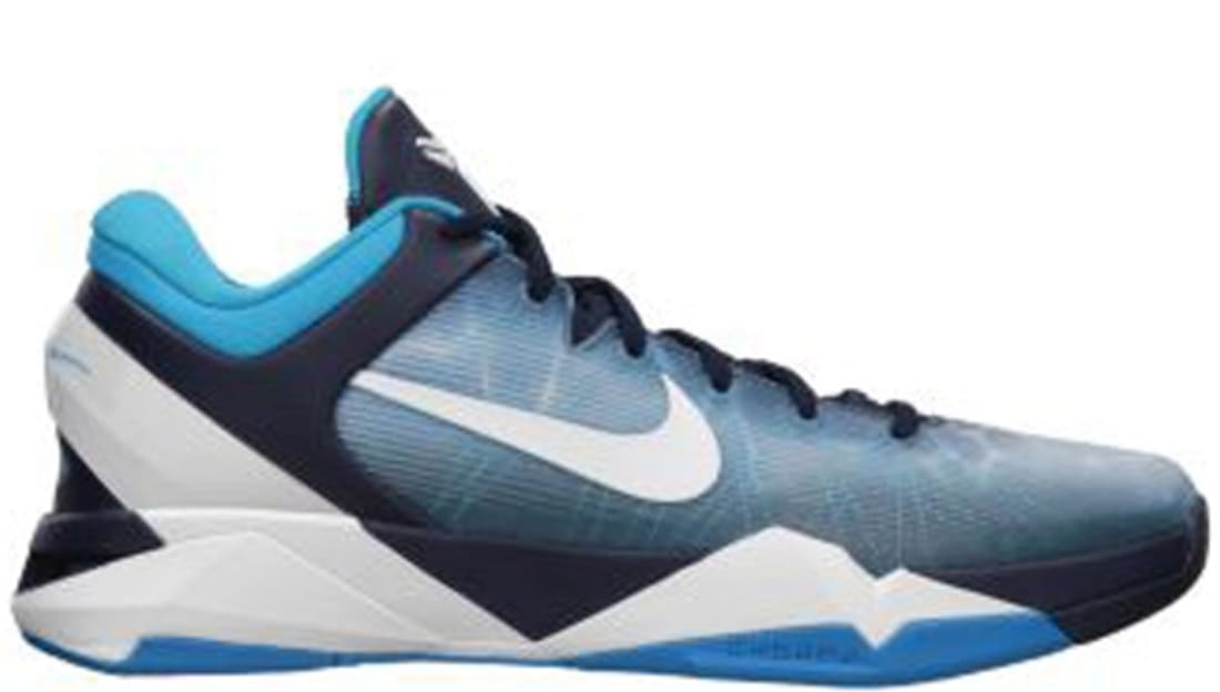 dac10080e506 Nike Zoom Kobe 7 Shark