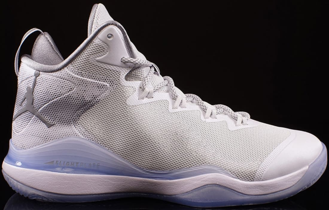 Jordan Super.Fly 3 AS White/Reflect Silver-Wolf Grey-Retro