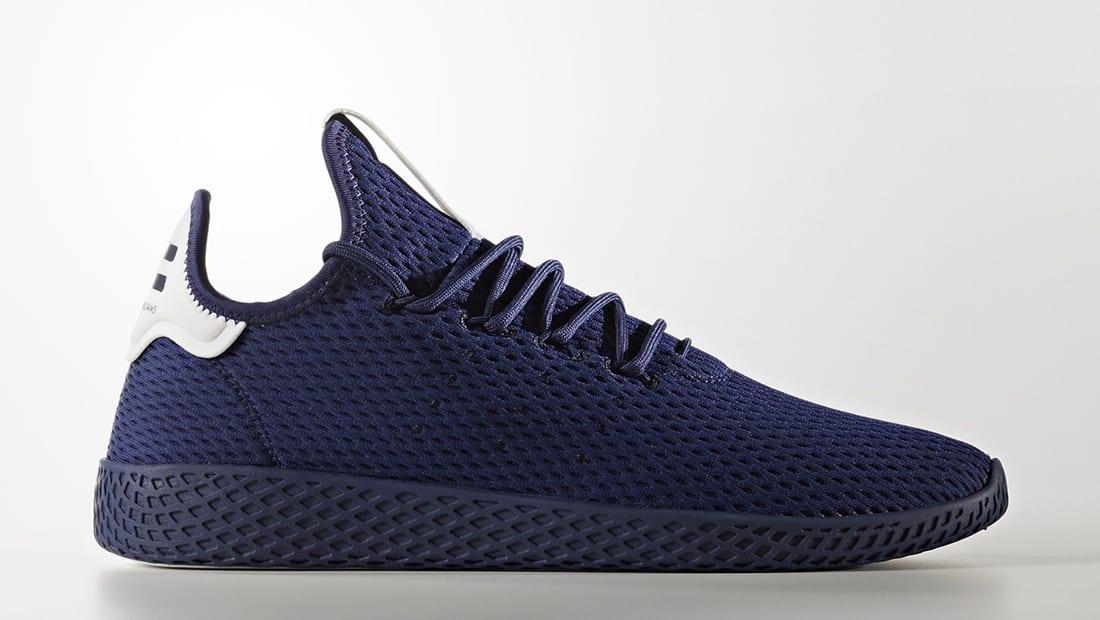 d44656712e128 Pharrell Williams x adidas Tennis Hu