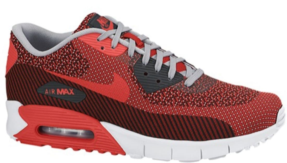 Nike Air Max '90 JCRD Gym Red/Light Crimson-Wolf Grey-Black Pine