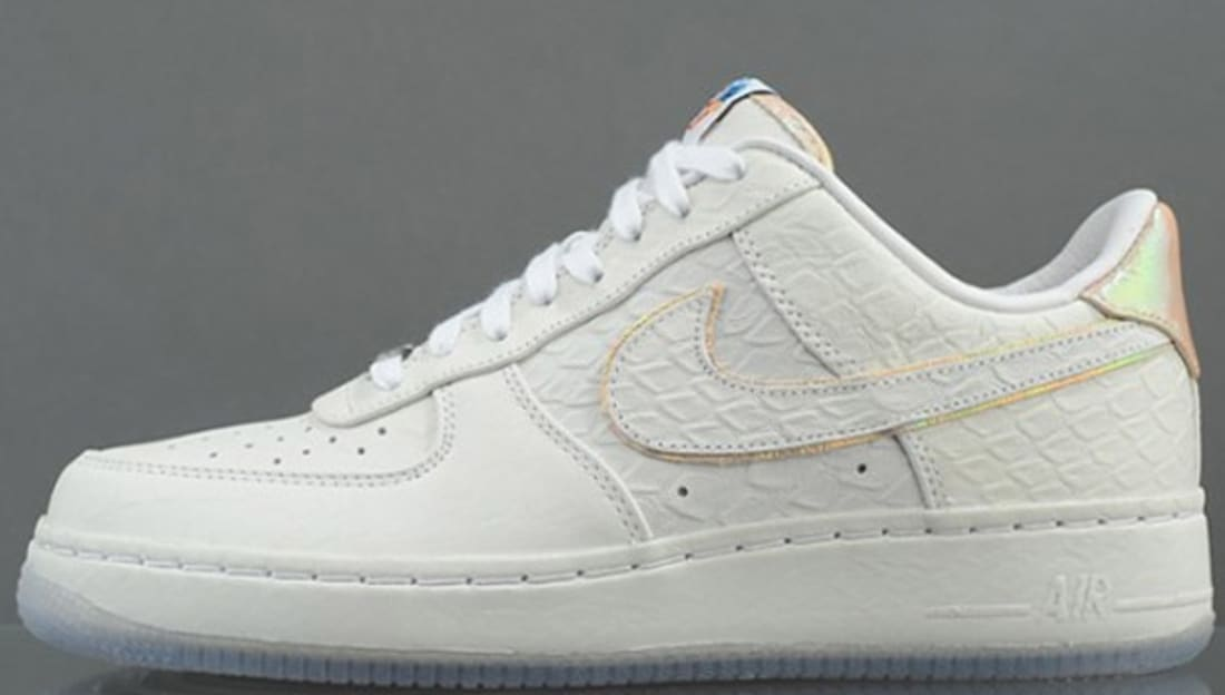 Nike Air Force 1 Low Supreme Inside Out YOTD NRG Year of the Dragon