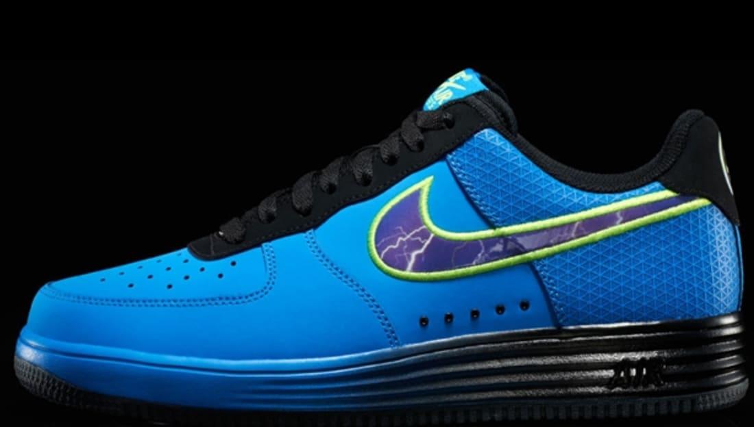 Nike Lunar Force 1 LTR Photo Blue/Court Purple-Black