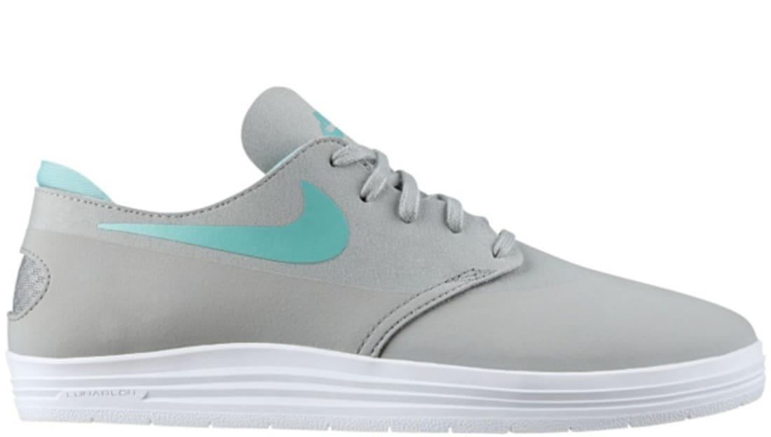 Nike Lunar One Shot SB Base Grey/Crystal Mint