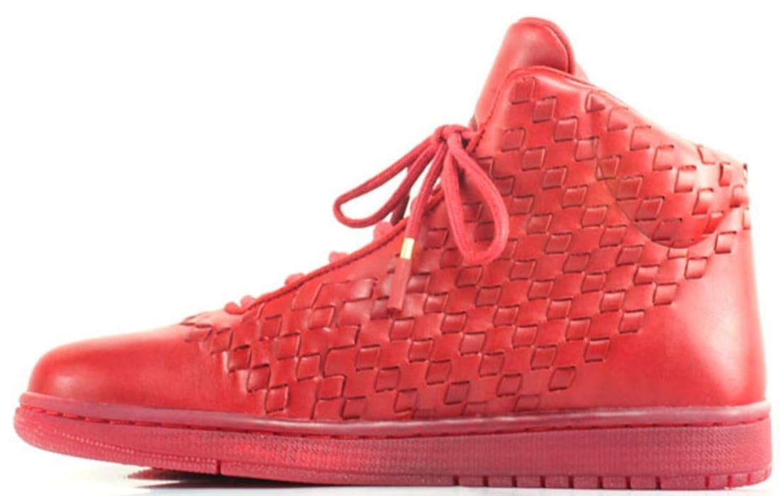 Jordan Shine Varsity Red/Varsity Red