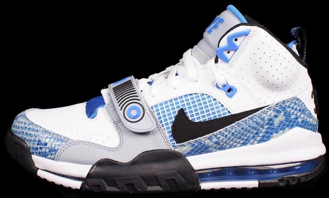Nike Air Max Bo Jax White/Black-Light Magnet Grey-Light Photo Blue