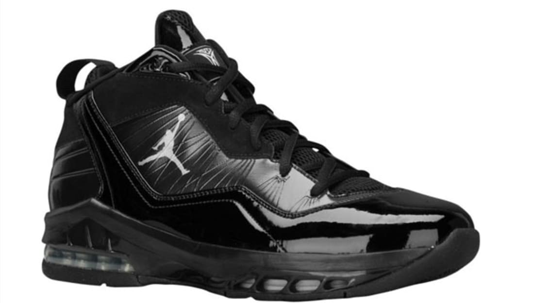 Jordan Melo M8 Black/Metallic Silver-Dark Charcoal