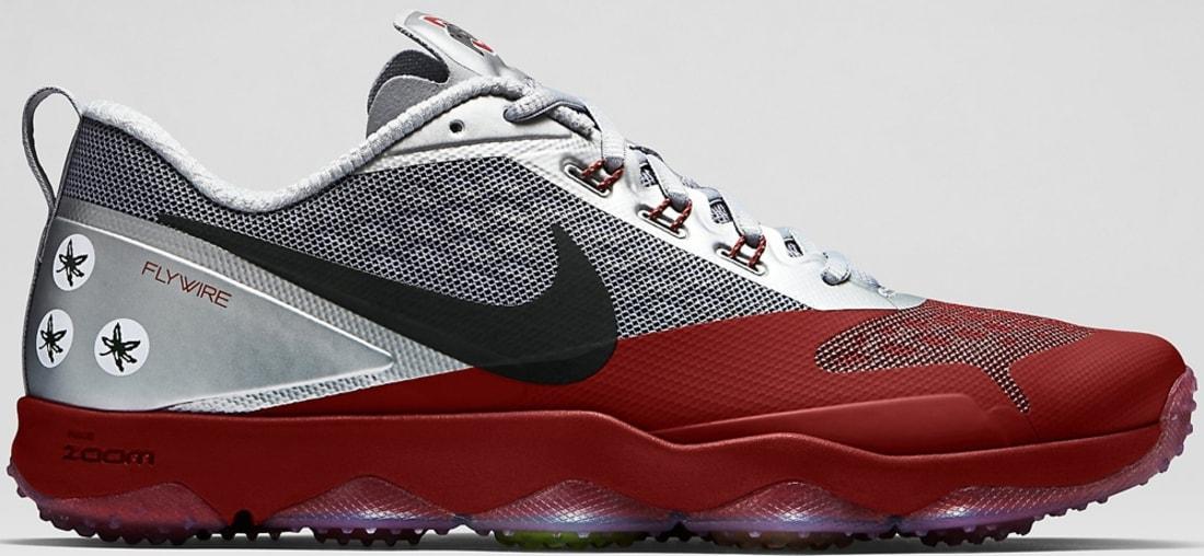 Nike Zoom Hypercross TR Wolf Grey/Black-University Red-White
