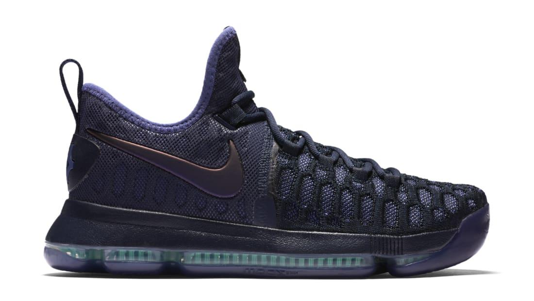 Vista Inminente miércoles  Nike KD 9