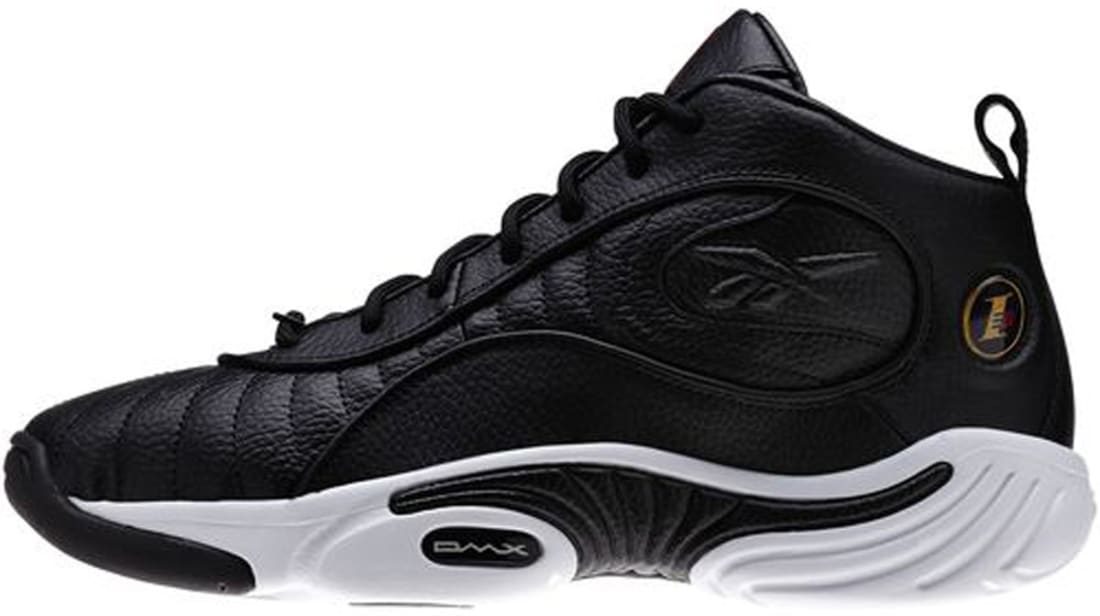 Reebok Answer 3 Black/White-Gold