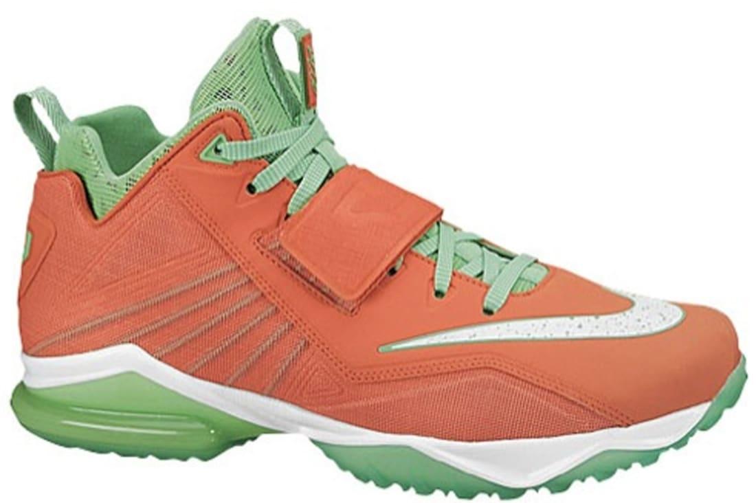 Nike Zoom CJ Trainer 2 Turf Orange/White-Poison Green