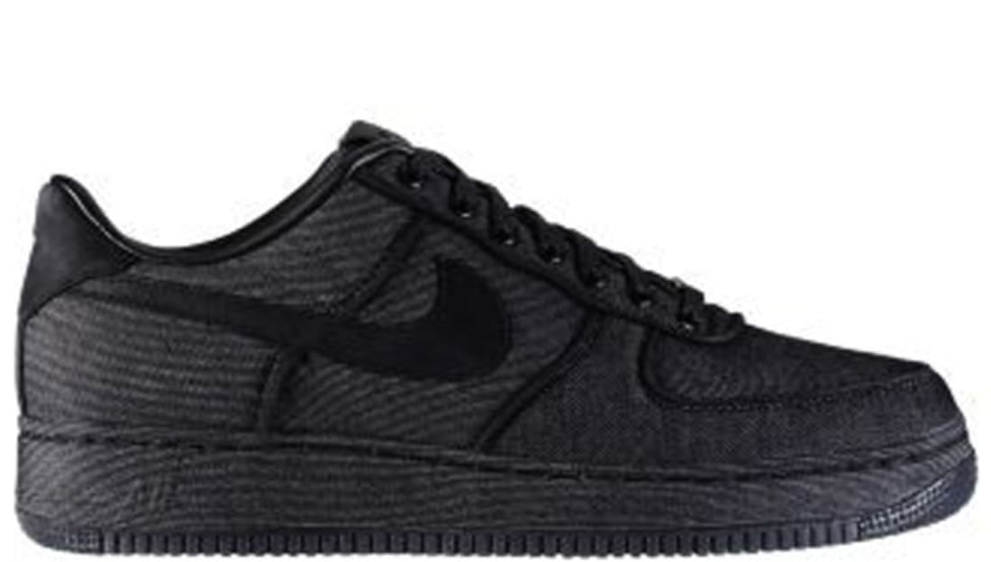 Nike Air Force 1 Low Premium Black/Black