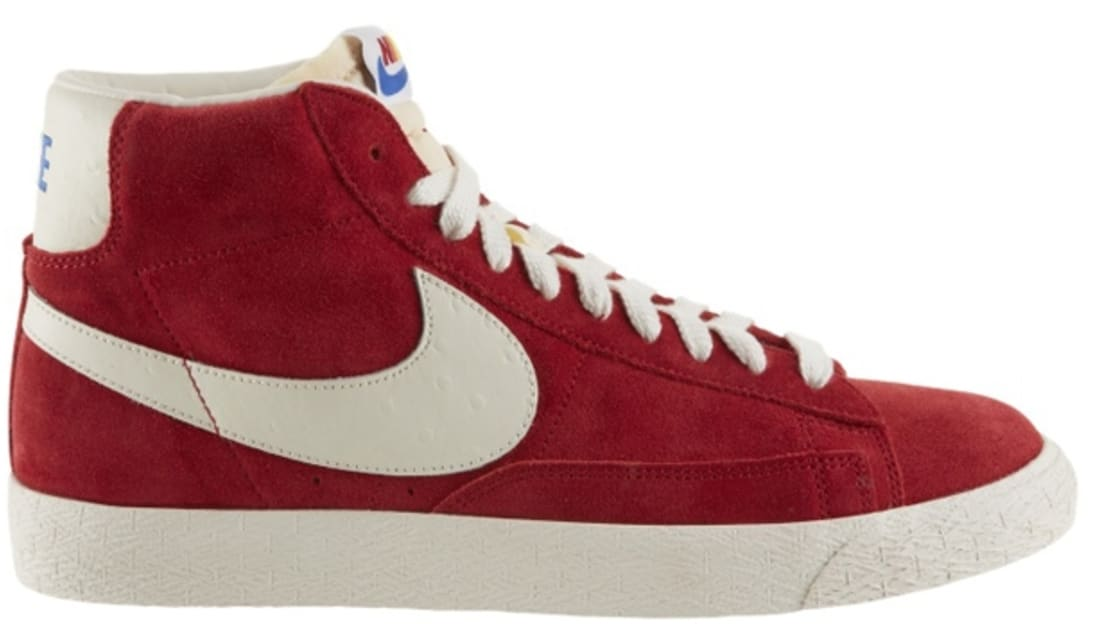 All Red for the Nike Blazer Mid Metric | Sole Collector