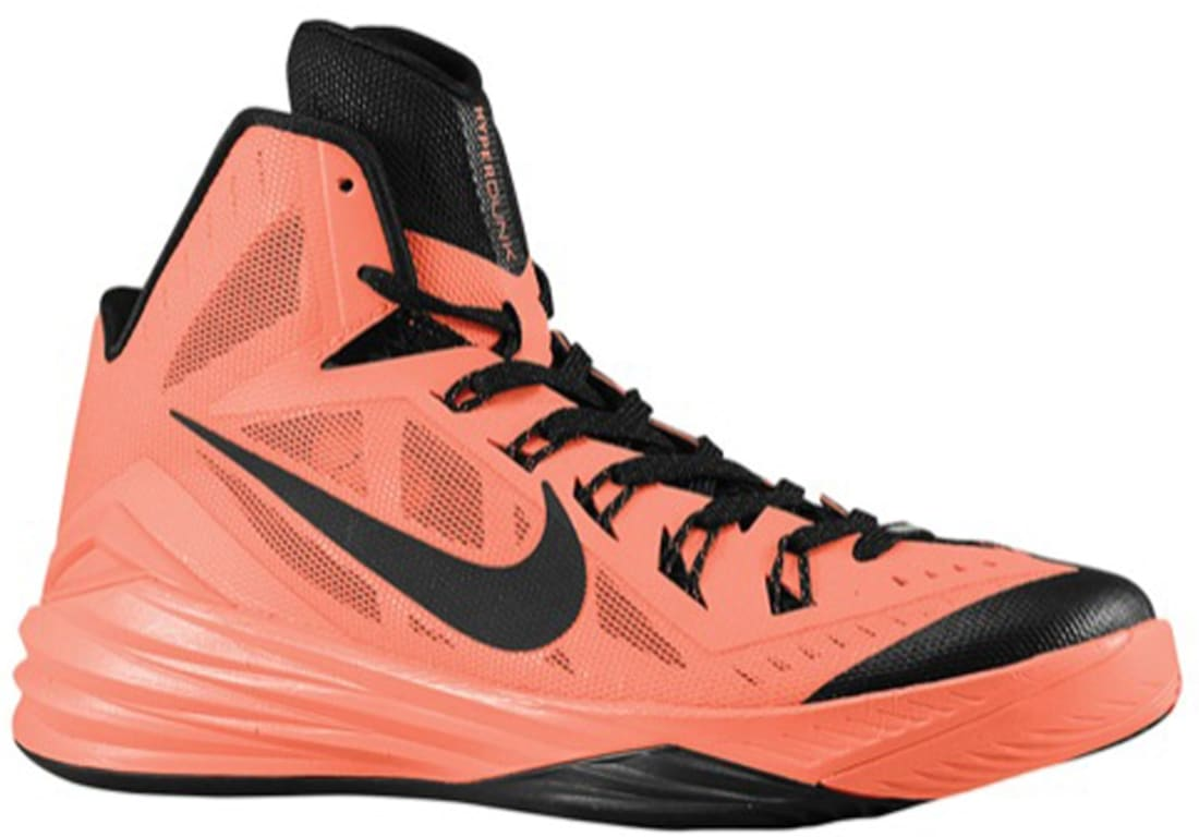 save off d2b64 e5167 ... australia nike hyperdunk 2014 bright mango black nike sole collector  4f26b 79e9e