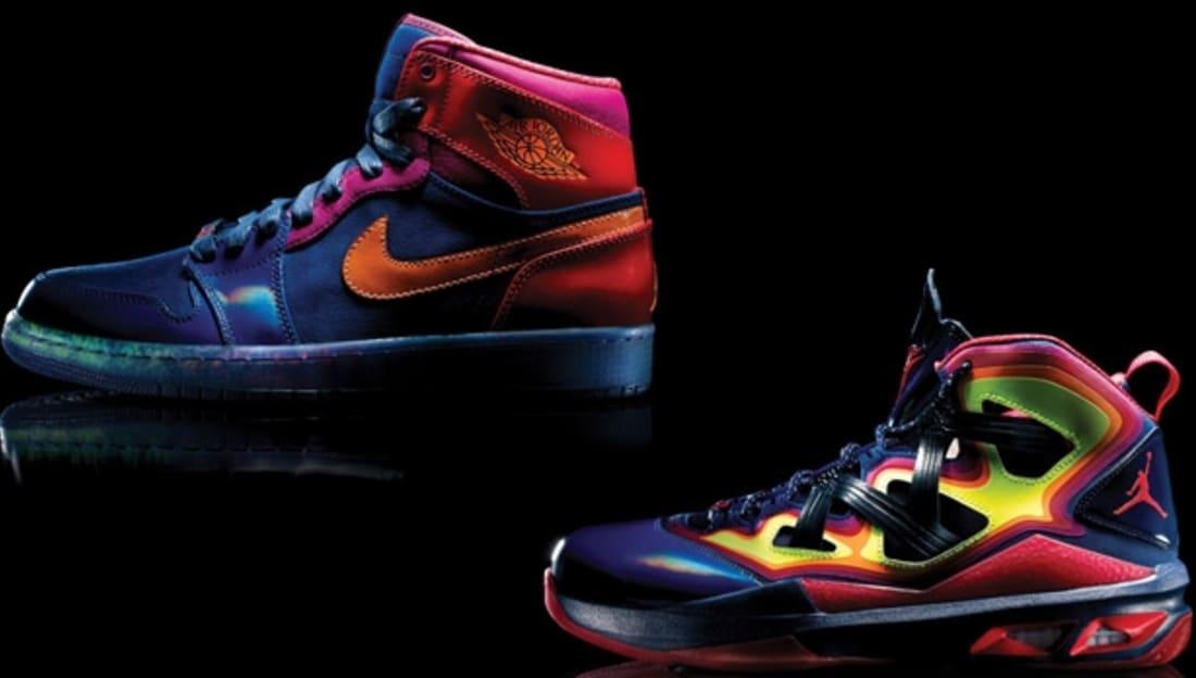 Air Jordan Year Of The Snake Pack