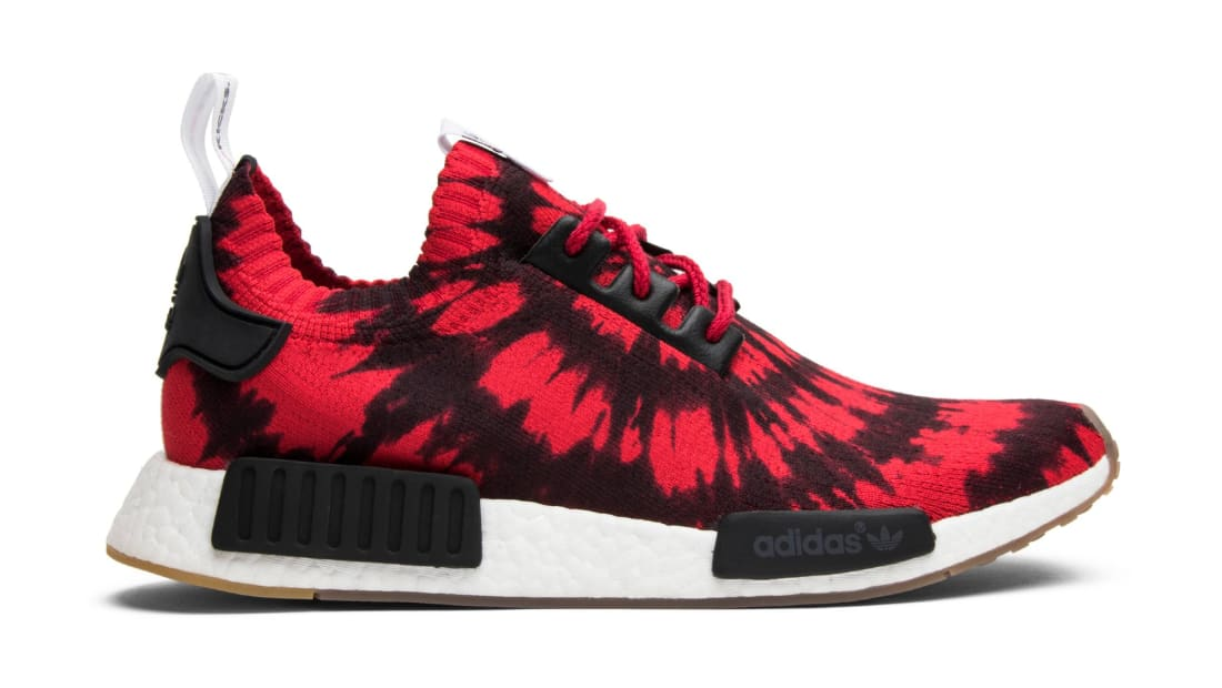 Nice Kicks x Adidas NMD_R1 PK Red/Black/White