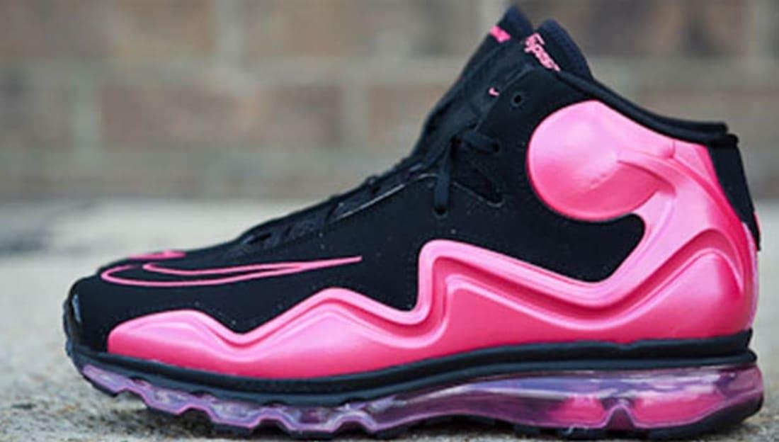 Nike Air Max Flyposite Vivid Pink/Black/Black-Midnight Navy