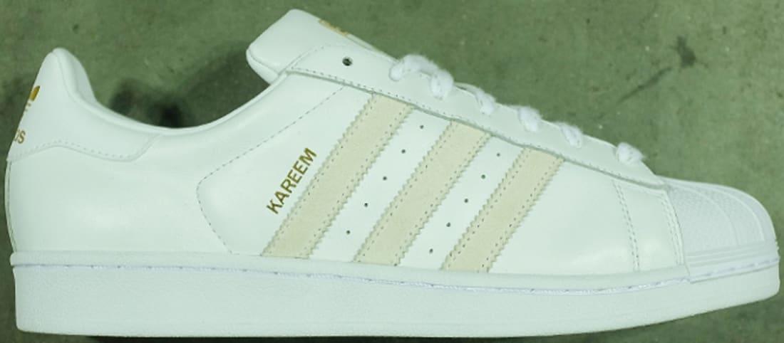 adidas Superstar Running White/Grey