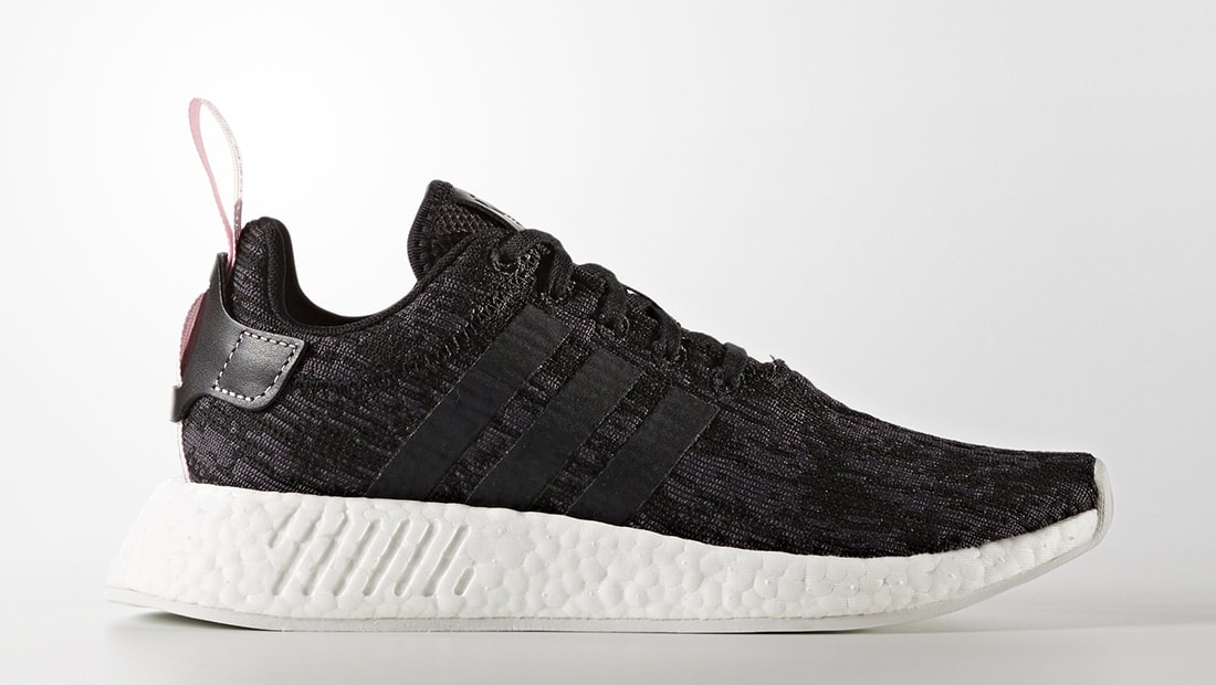 wholesale dealer 0ce63 74921 Women's adidas NMD R2 Pack Glitch